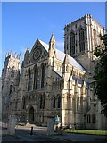 SE6052 : York Minster by JThomas