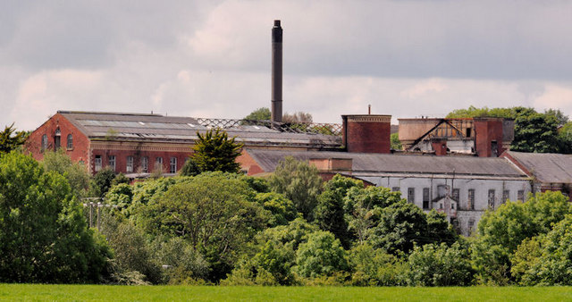 Former Barbour's mill, Hilden (8)