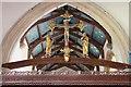 TF0705 : St John the Baptist, Barnack - Rood by John Salmon