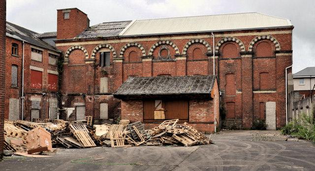 Former Ulster Brewery, Belfast