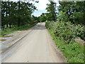 SU9121 : New Road approaching Ambersham Bridge by Dave Spicer