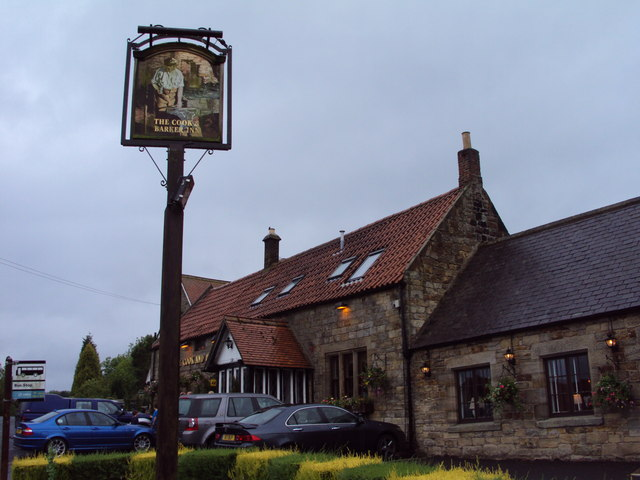 The  Cook  and  Barker  Newton  on  the  Moor