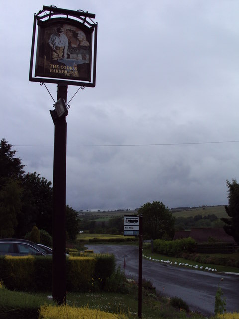 Minor  Road  north  from  Newton  on  the  Moor