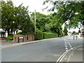 SU4410 : Looking from The Obelisk towards Lyndock Close by Basher Eyre