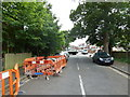 SU4410 : Looking from Obelisk Road into Longmore Avenue by Basher Eyre