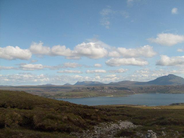 Loch Eriboll &  Árd Neackie