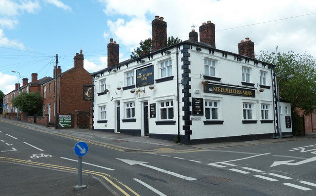 The Steelmelters Arms, Johns Road