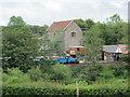 NT9338 : Heatherslaw  Light  Railway by Martin Dawes