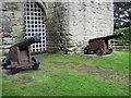 NT9239 : Etal  Castle  Gatehouse by Martin Dawes