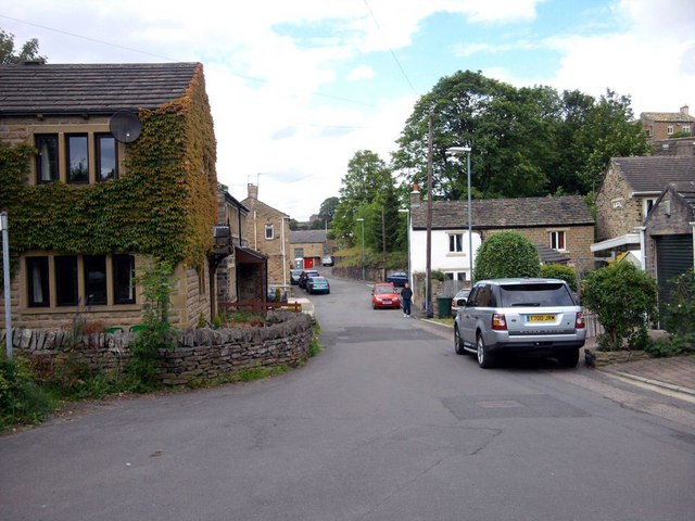 Low Town, Kirkburton