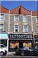 ST5771 : Tattootime on North Street by Steve Daniels