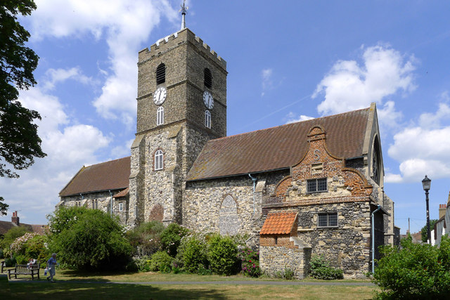 St. Peter's Church, Sandwich