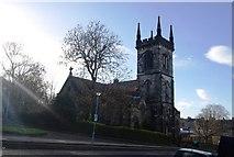 NT2674 : Greenside Parish Church, Royal Terrace by N Chadwick