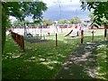 NZ2871 : Play area off East Bailey, Killingworth by Alex McGregor