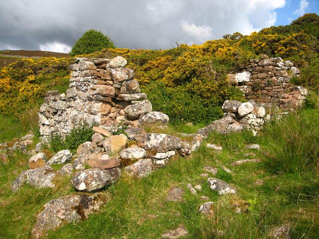Badbea: a memory of the Highland Clearances