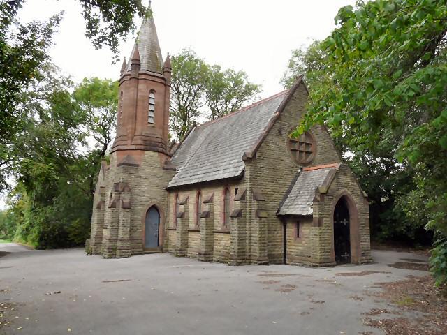 Hyde Cemetery Chapel