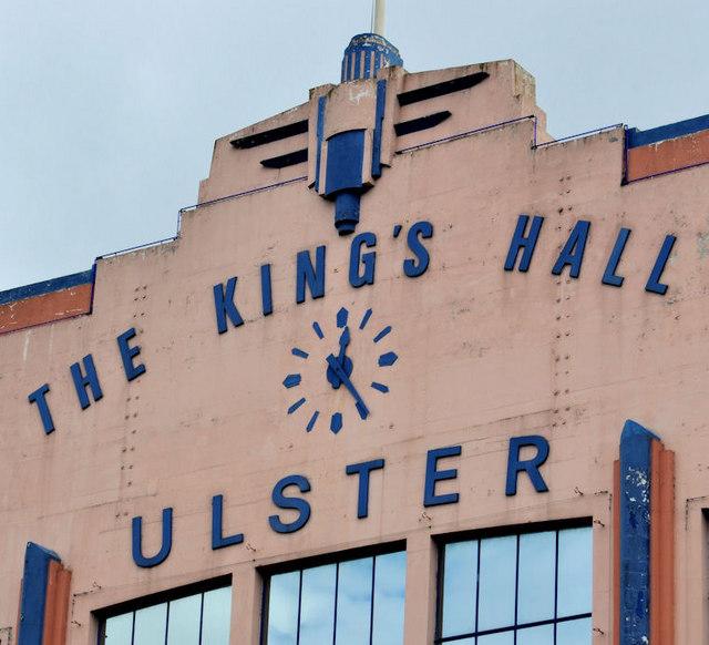 The King's Hall, Balmoral, Belfast (2)