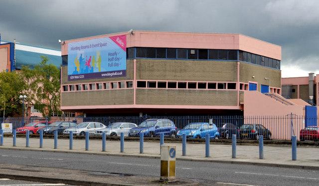 The King's Hall, Balmoral, Belfast (3)