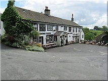 SD9050 : Cross Keys Inn, East Marton by Chris Heaton