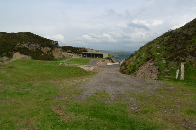 Wilton Quarry (disused), Scout Road