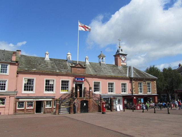 Old Town Hall, Carlisle