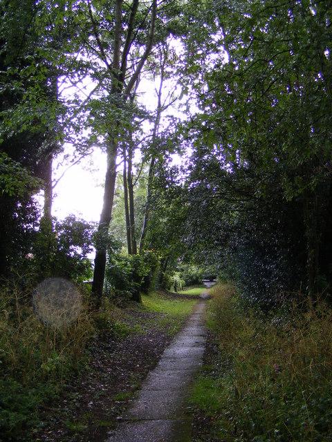 St.Andrews Church Path