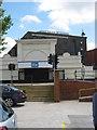 SJ8397 : Former entrance to Granada Studios by Michael Westley