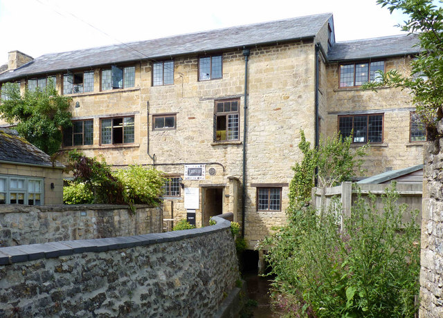 Old Silk Mill,  Chipping Campden