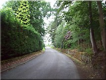 SK2376 : New Road near Grindleford by Jonathan Clitheroe