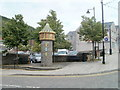 ST1490 : Llanbradach Follies (1) by Jaggery
