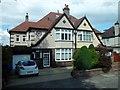 SJ4188 : Houses on Woolton Road by Stephen Sweeney