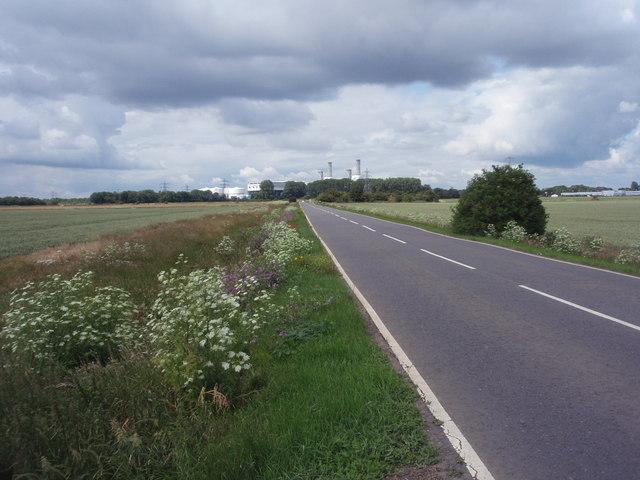 Storey's Bar Road
