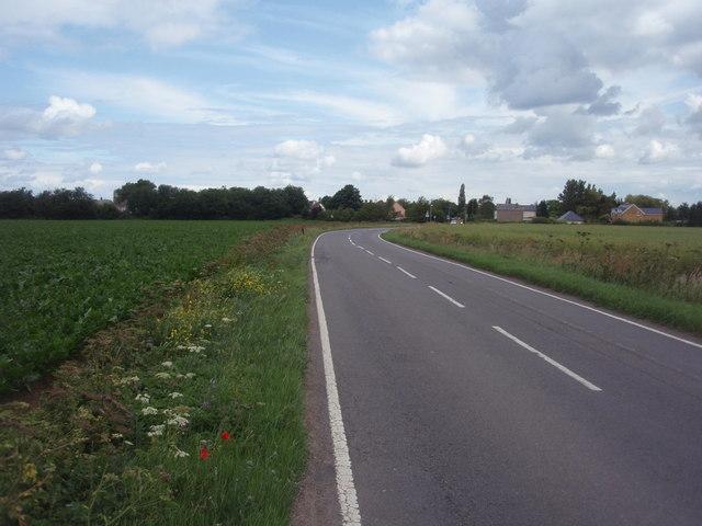 Eyebury Road