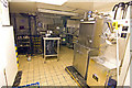NT2677 : Royal Yacht Britannia, kitchen by Alan Findlay