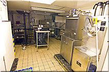 NT2677 : Royal Yacht Britannia, kitchen by Alan Findlay