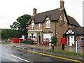TL0654 : Corner Shop at Ravensden by M J Richardson
