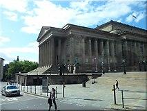 SJ3490 : St George's Hall, Liverpool by Stephen Sweeney