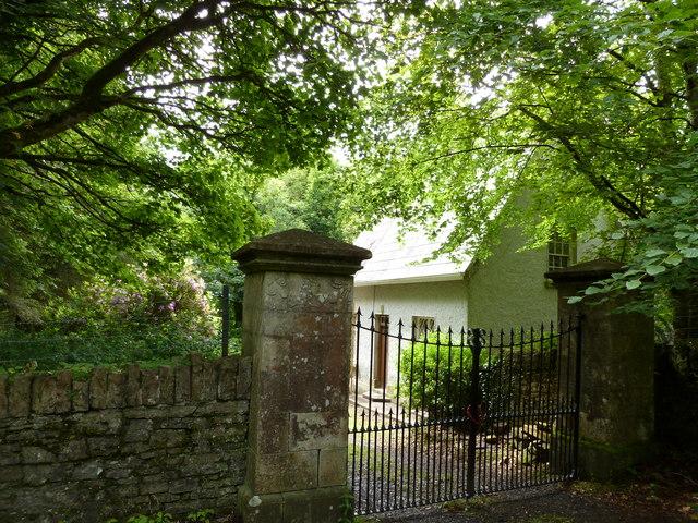 Gate House: Mountcharles