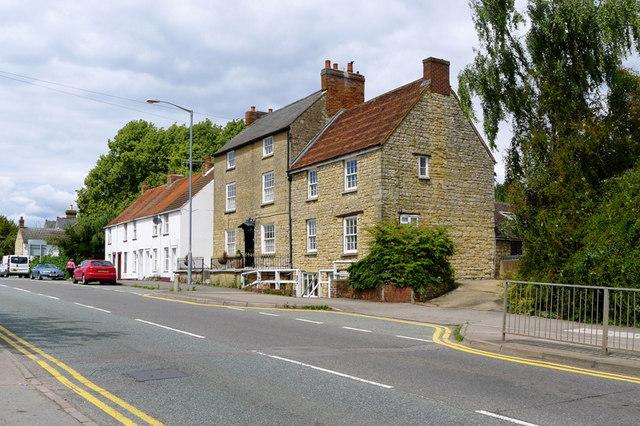 Refurbished Houses, Towcester Road, Old Stratford
