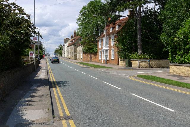 Towcester Road, Old Stratford
