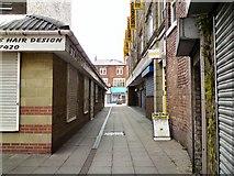 SJ9495 : Borough Arcade by Gerald England