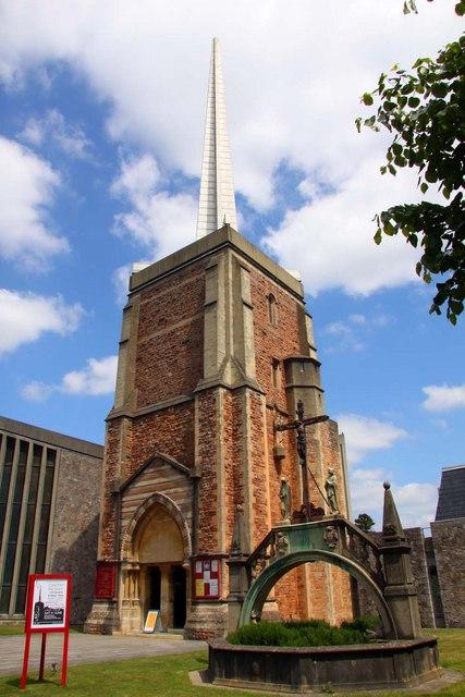 All Saints Church on Pembroke Road