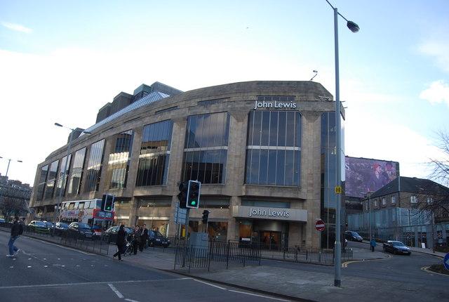 John Lewis, St James's Shopping Centre