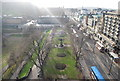 NT2573 : View from The Scott Monument - Princes Street Gardens by N Chadwick
