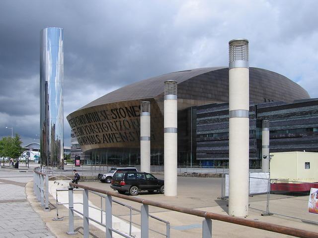 Wales Millennium Centre