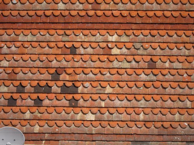 Tile hanging