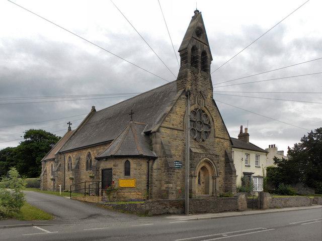 St Mary & St Joseph Catholic Church, Aiskew