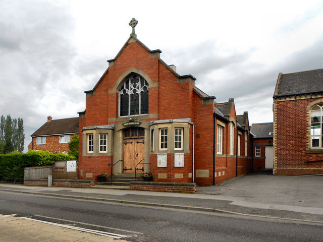 Aiskew Methodist Church