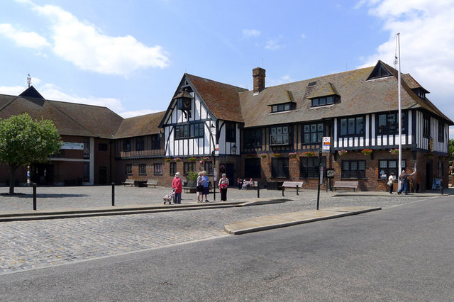 The Guildhall, Sandwich