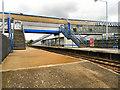 NZ2162 : Newcastle Metrocentre Rail Station by David Dixon